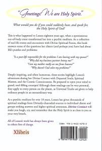 Divine Contact 1 Back Cover