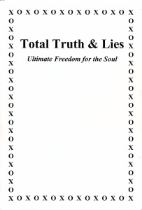 Total Truth & Lies Front Cover